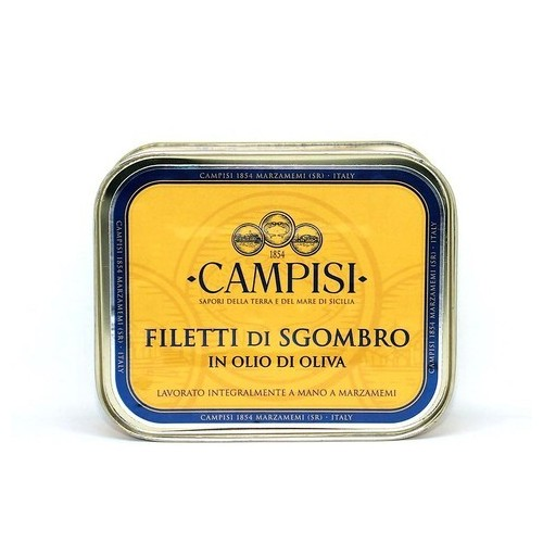 Filetti di Sgombro in Olio...
