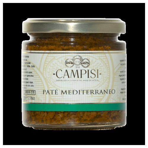 Patè Mediterraneo 220 g -...