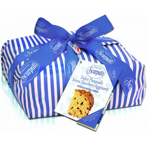 Colomba Light 750 g - Scarpato