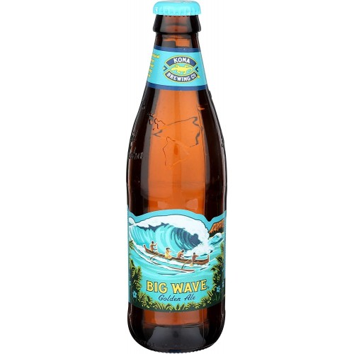 Birra Big Wave 35,5 cl - Kona