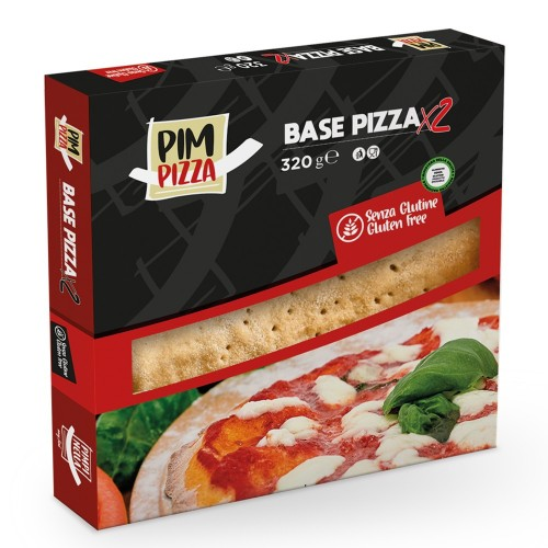 Base Pizza Gluten Free 320...
