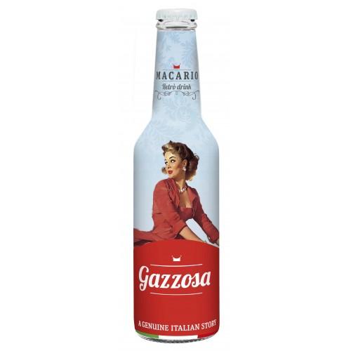 Gazzosa 27,5 cl - Macario...