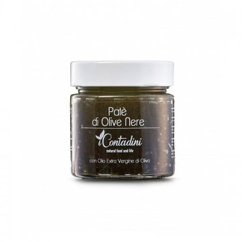 Patè di Olive Nere 230 g -...