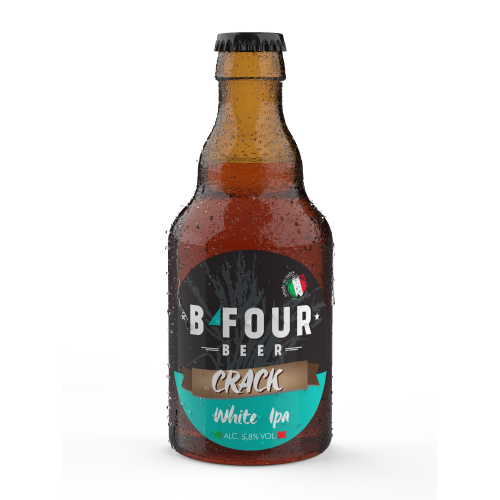 Birra Crack White Ipa 33 cl...