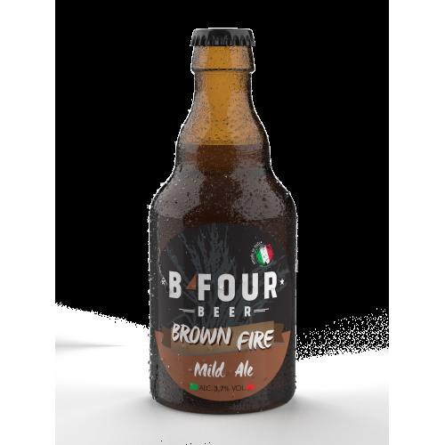Birra Brown Fire Mild Ale...