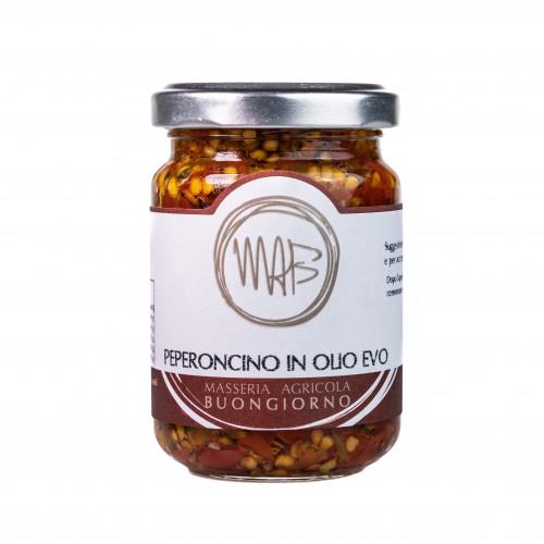 Peperoncino in Olio EVO 140...