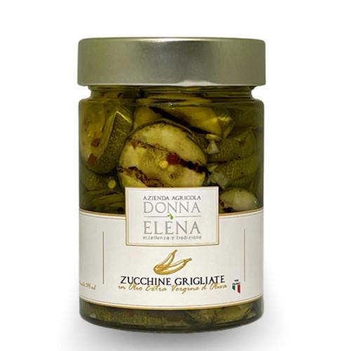 Zucchine Grigliate in Olio...